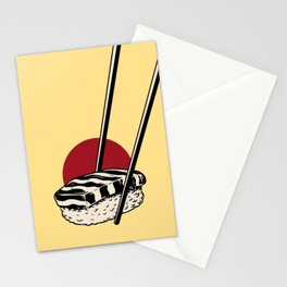 Sushi-San Stationery Cards