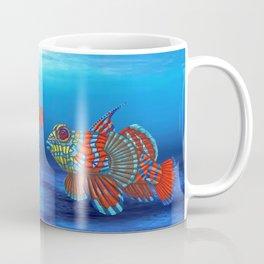 Mandy, the Mandarin Fish Coffee Mug