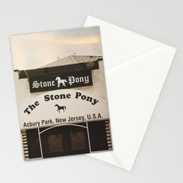 The Stone Pony Stationery Cards