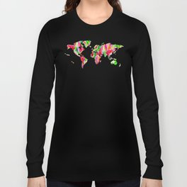 Tulip World #119 Long Sleeve T-shirt