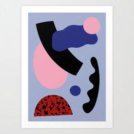 Winter no.2 Art Print