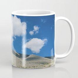 Deep Blue Mojave Coffee Mug