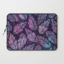 Colorful leaves II Laptop Sleeve