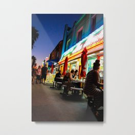 Roberto's at Ocean Beach Metal Print
