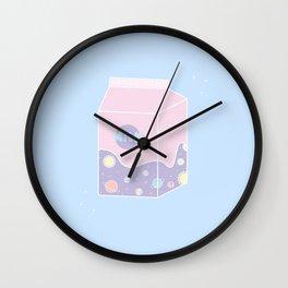 Teenager - Illustration Wall Clock