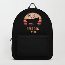 Pug product For Dog Lovers Cute Dog Backpack