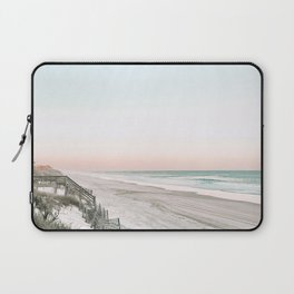 Square Photo Series - Outer Banks 4 - Photography Laptop Sleeve