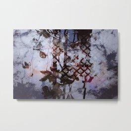 002 Textura Metal Print