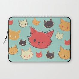Kitty Wink Laptop Sleeve