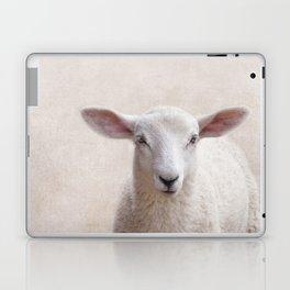 Lamb Portrait Laptop & iPad Skin