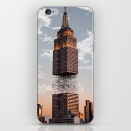 Empire State of Mind iPhone Skin