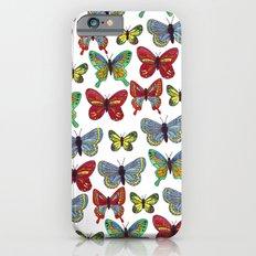 Flutterby Butterfly iPhone 6s Slim Case