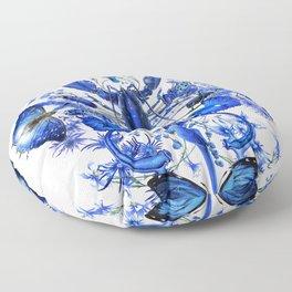Ultramarine Floor Pillow