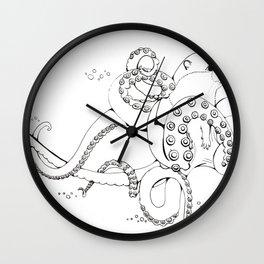 Otterpus Wall Clock