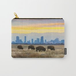 City Buffalo Carry-All Pouch
