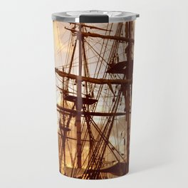 PIRATE SHIP :) Travel Mug