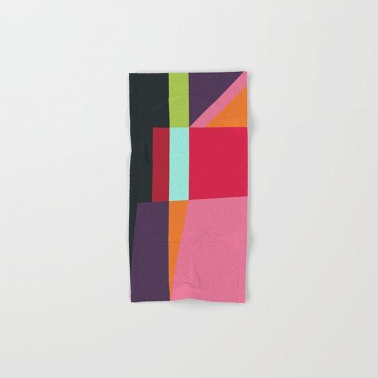 Geometric#28 Hand & Bath Towel