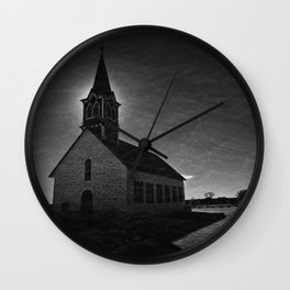 Saint Olaf Kirke Wall Clock