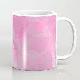 Pink Bubbles 3 Coffee Mug