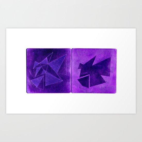 Anticipatio [Plates] Art Print