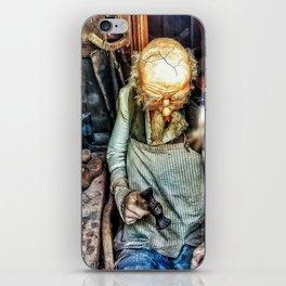The Cobbler iPhone Skin