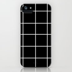 The grid Slim Case iPhone (5, 5s)
