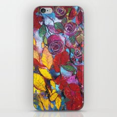 Roses garden iPhone & iPod Skin