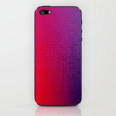 Blupink Dots I iPhone & iPod Skin