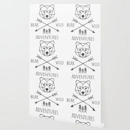 Wild Bear Adventures Wallpaper