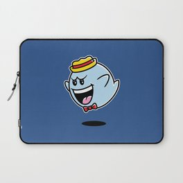 Super Cereal Ghost Laptop Sleeve