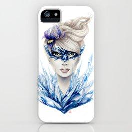Ice Masquerade iPhone Case
