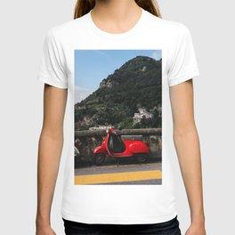 Amalfi Coast Drive T-shirt
