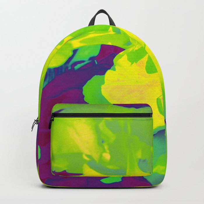 Eccentric Flowers Backpack