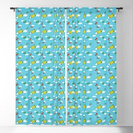 Airplanes Blackout Curtain