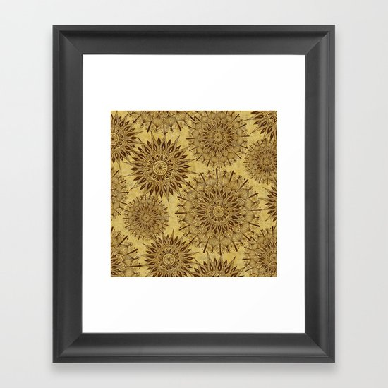 Hennatastic Framed Art Print