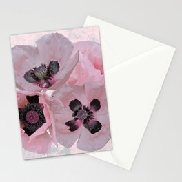 Poppies in May Stationery Cards