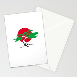 Bonsai Tree Stationery Cards