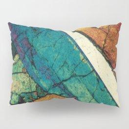 Epidote in Quartz Pillow Sham