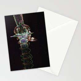 Thorny Monster Stationery Cards