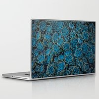 succulents Laptop & iPad Skins featuring Succulents by Kim Bajorek