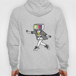 Television Girl Hoody
