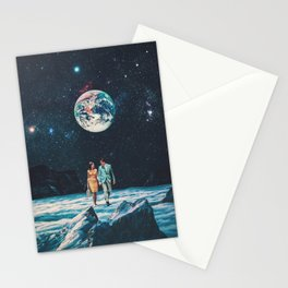 I promise You we will be Back Soon Stationery Cards