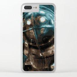 Bioshock Clear iPhone Case