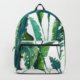 tropical compilation Backpack
