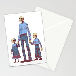 The Future is Bleak Stationery Cards