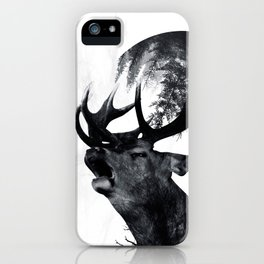 oh my world iPhone Case