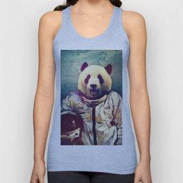 astro panda Unisex Tank Top