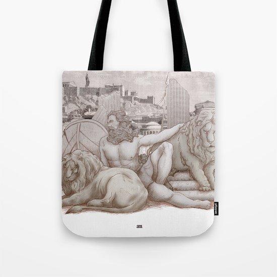 Hercvles Tote Bag