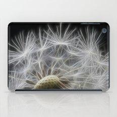 Dandelion Frost iPad Case