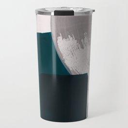 minimalist painting 02 Travel Mug